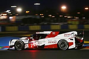 Le Mans Qualifying report Le Mans 24h: Kobayashi takes provisional pole for Toyota