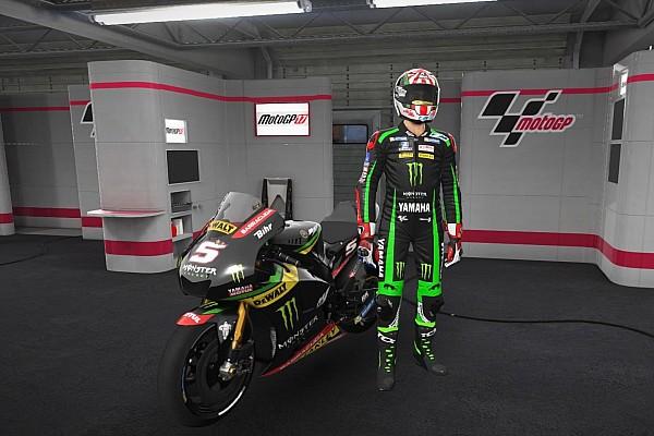 MotoGP Special feature Komparasi pole position perdana Zarco dengan video game MotoGP 17