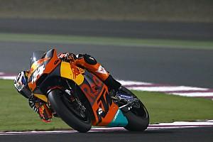 MotoGP Ultime notizie La KTM scarta il motore che ha provato nei test in Qatar