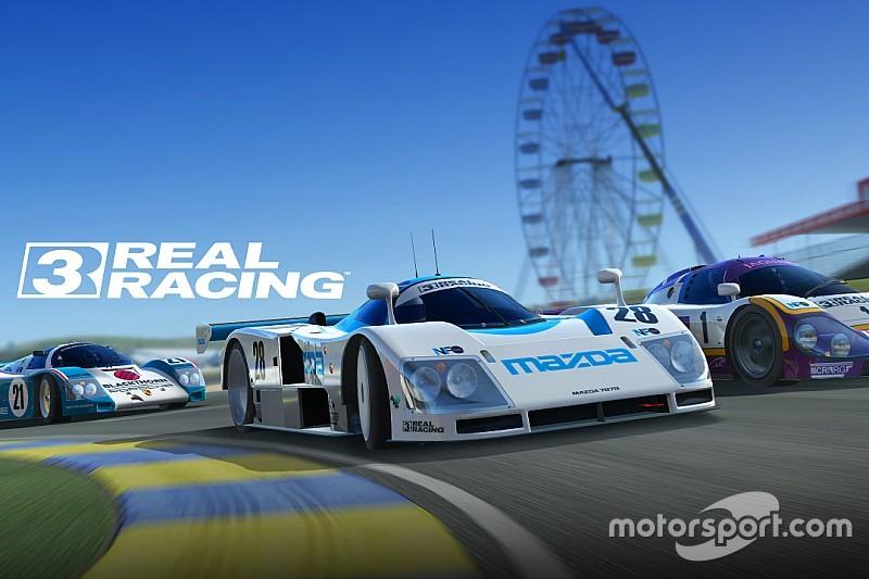 Vuelve al Le Mans de los 80-90 desde el móvil