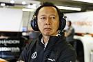 Apesar de crise com a McLaren, Hasegawa deve ficar na Honda