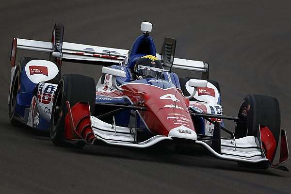 IndyCar Foyt pleased with progress, regrets lack of time