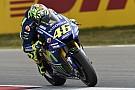 Rossi confirma novo chassi da Yamaha em Assen