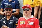 Формула 1 Мнение: почему для Ferrari Райкконен выгоднее Риккардо
