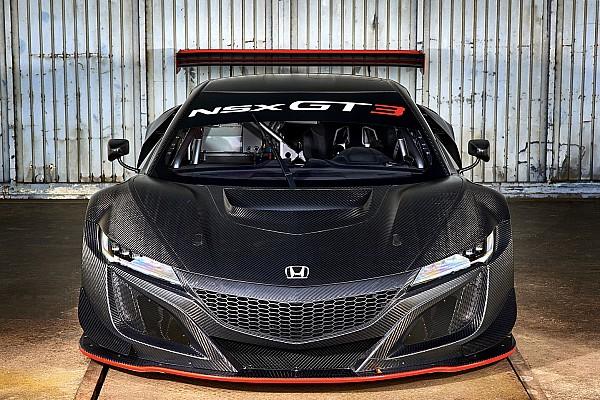 Super GT Breaking news Honda NSX GT3 hadir di kelas GT300 Super GT 2018