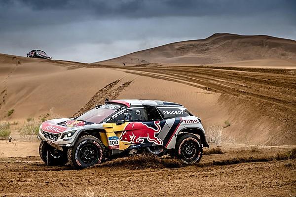 Tappa 14 annullata: Peugeot e Despres vincono il Silk Way Rally!