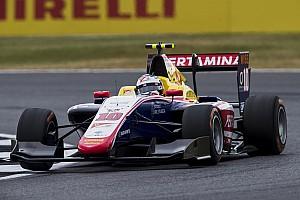 GP3 速報ニュース 【GP3】イギリスレース2:アレジが初優勝。福住は悪夢の週末に泣く