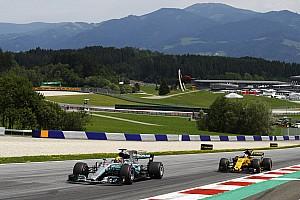 F1 Noticias de última hora Mercedes y Renault destacan lo negativo en los motores de 2021