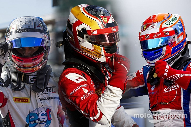 Les enjeux GP3 - Leclerc, Albon et Fuoco pour la gloire