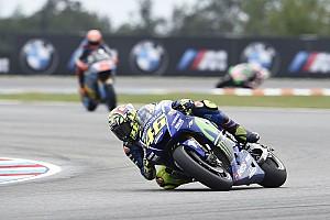 MotoGP テストレポート 【MotoGP】ブルノ合同テスト:首位ロッシ、0.018秒差でマルケス破る