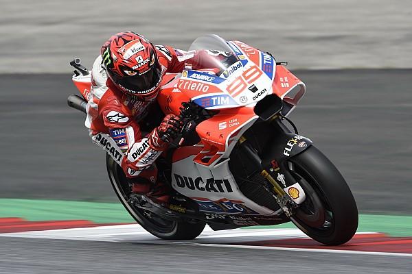 MotoGP Ultime notizie La Ducati oggi inizia un test di due giorni a Misano