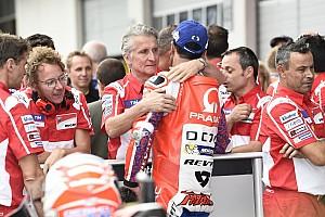 Pour Ducati, Petrucci devra faire ses preuves avec le team officiel