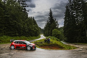 WRC Toplijst In beeld: De test van Sébastien Loeb bij Citroën