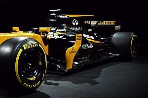 Formule 1 Actualités Renault vise le top 5 au championnat