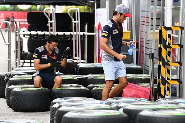 Toro Rosso decide que Sainz deje el coche a Gelael en Singapur