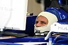 Jeges kádban az F1-es pilóta