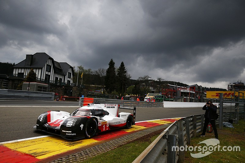 WEC 6h Spa 2017: Porsche erobert die Pole-Position