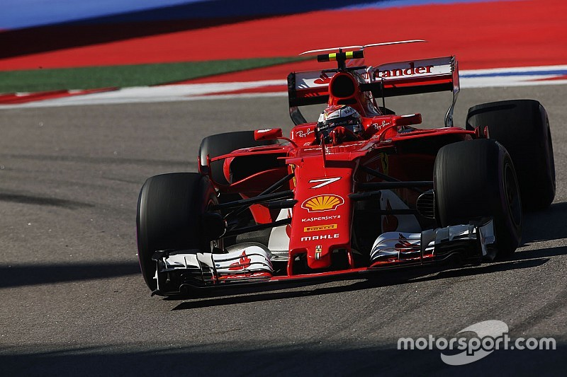 Vettel cree que Räikkönen dará mejores resultados