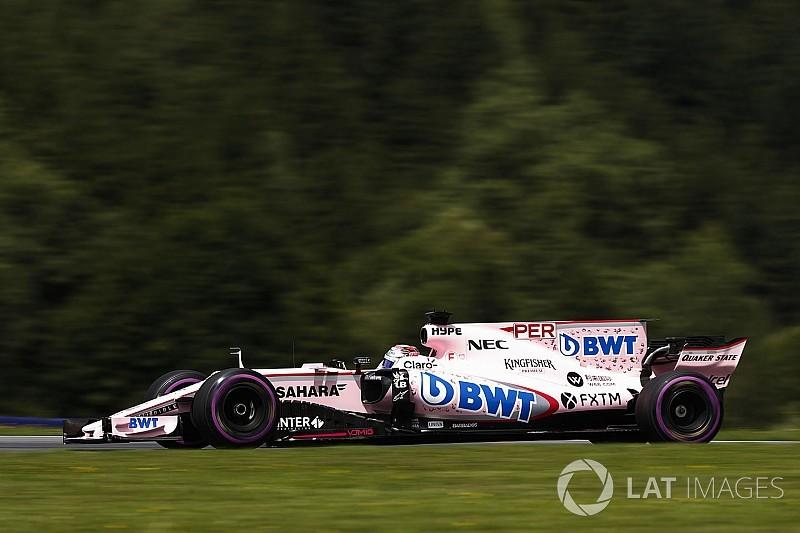 Force India tendrá una gran actualización para Silverstone