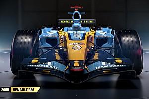 Sim racing BRÉKING Alonso világbajnok autója is bekerül az F1 2017-be