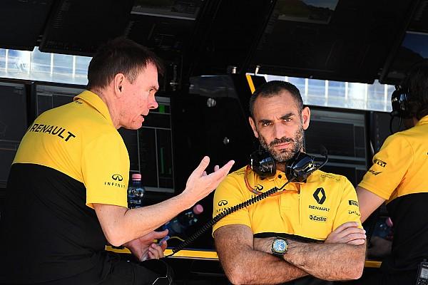 Formula 1 Son dakika Renault, 2018'e
