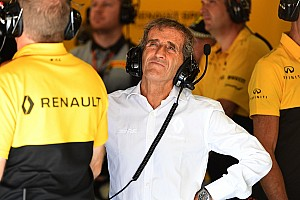 Renault busca ser clave en el mercado de pilotos de 2019, dice Prost