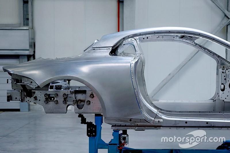 La structure aluminium de la nouvelle Alpine dévoilée