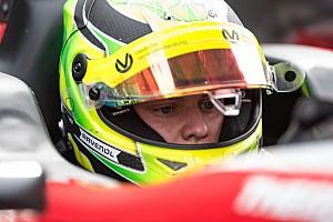 EUROF3 Prove libere Mick Schumacher subito velocissimo nelle Libere di Pau