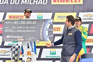 Stock Car Brasil Race report Daniel Serra: millionaire and new Brazilian Stock Car championship leader