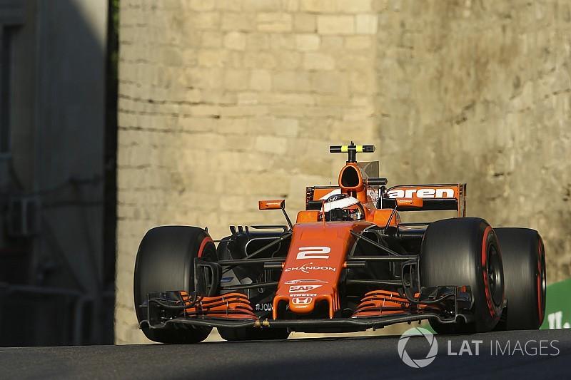 【F1】バンドーンのコラム:「2台ともポイントを獲れそうだったのに」
