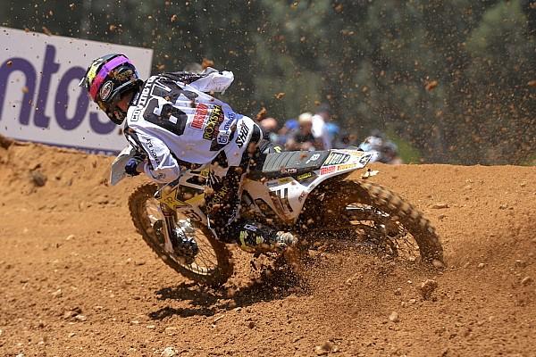 Mondiale Cross Mx2 Qualifiche Le qualifiche della MX2 sono di Covington anche in Portogallo