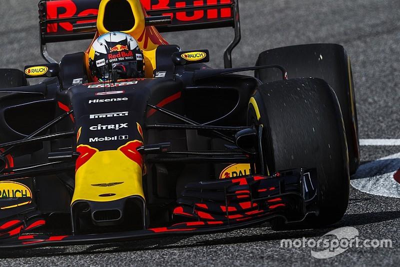 Прогресс Red Bull стал сюрпризом для Риккардо