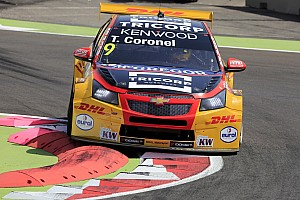 WTCC Breaking news Coronel says brake problems cost him