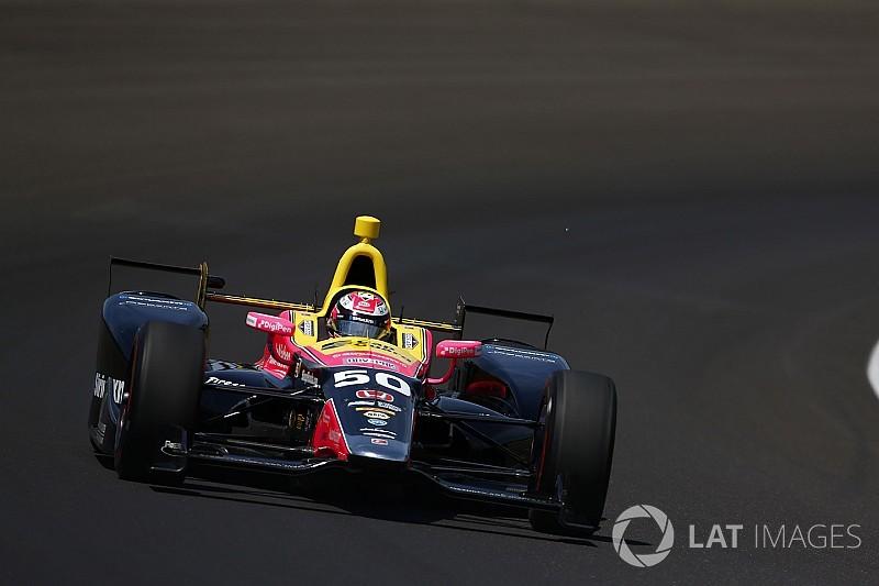 IndyCar 2018: Michael Shank spricht mit Schmidt/Peterson