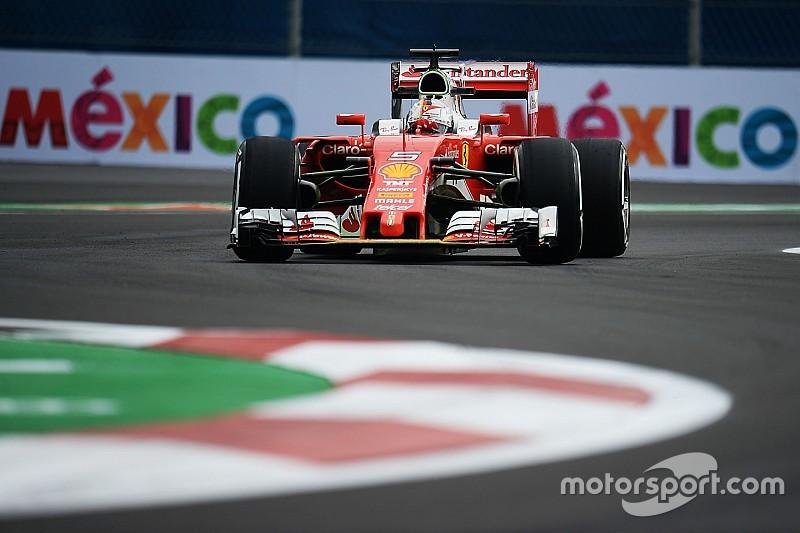 メキシコGP FP2:トップタイムはベッテル。ハミルトンが0.004秒の僅差で2位