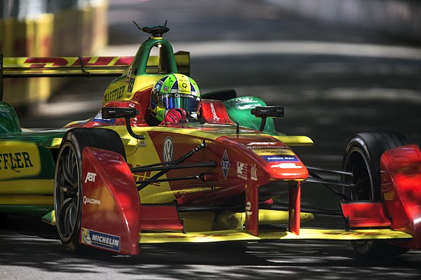 "Formula E Di Grassi says Buemi ""imagined"" blocking tactics"