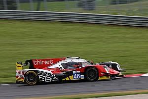 European Le Mans Race report Spielberg ELMS: Thiriet by TDS scores second straight win