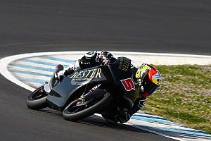 Essais Jerez - Le meilleur temps et des blessures pour Masia