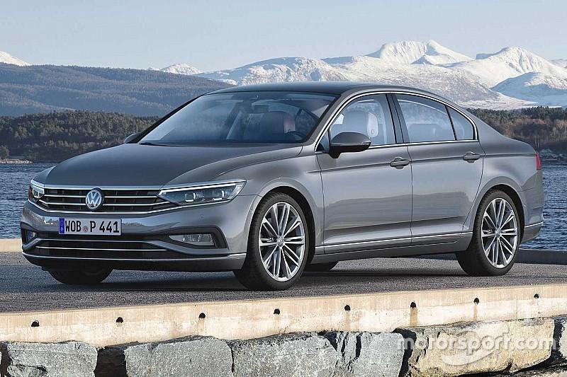 Volkswagen презентував оновлений Passat для Європи