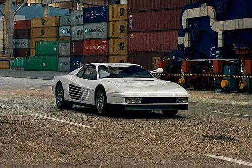 Ferrari Testarossa Restomod looks original but can do 201mph