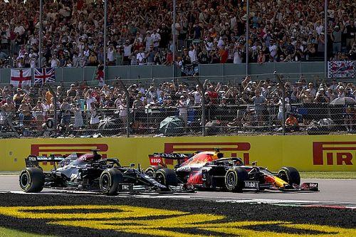 Russell: No hay reglas en la F1 para culpar el incidente Hamilton/Verstappen