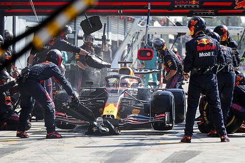Red Bull: Slow Monza pitstop resulted from FIA clampdown
