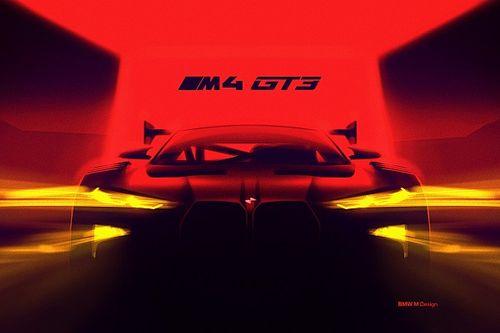 BMW、次世代M4がベースのGT3マシンの開発を発表。2022年に導入へ