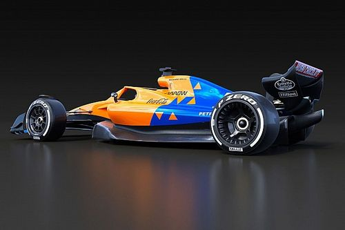 """McLaren: DRS will be necessary but """"less influential"""" in 2022"""