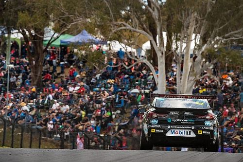 Bathurst 1000 camping tickets put on hold