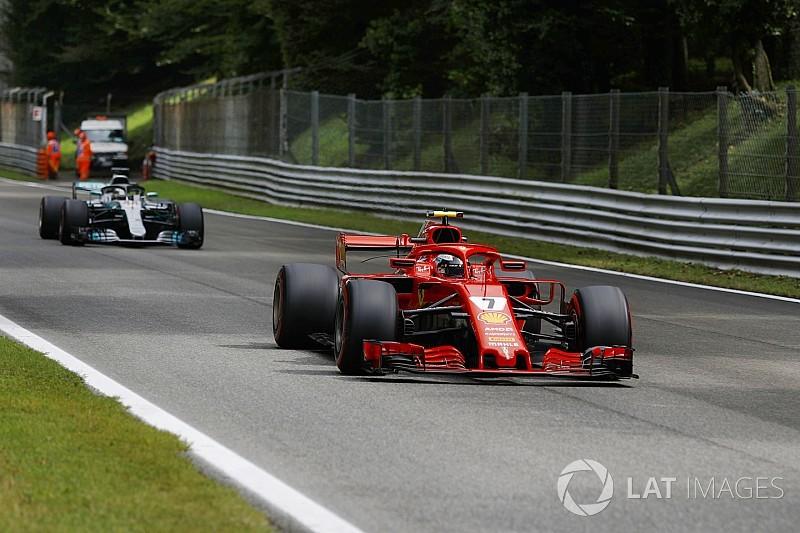 Formel 1 Monza 2018: Das Qualifying im Formel-1-Liveticker