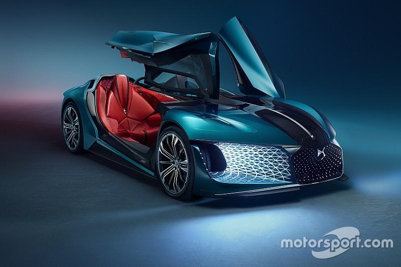 Дрім-кар DS X E-Tense - автомобіль 2035 року від DS Automobiles