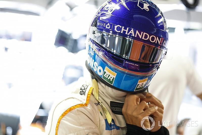 Alonso sobre su futuro: