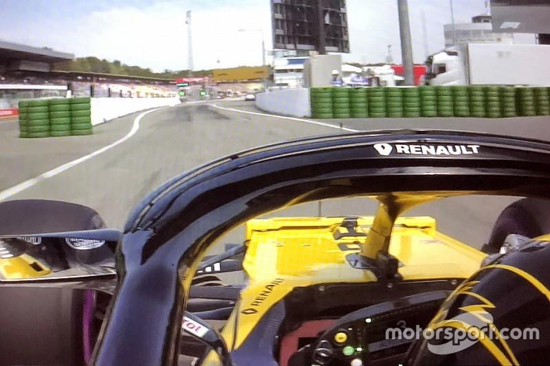 F1, 2019'da araç üstü kamera pozisyonlarını değiştirecek