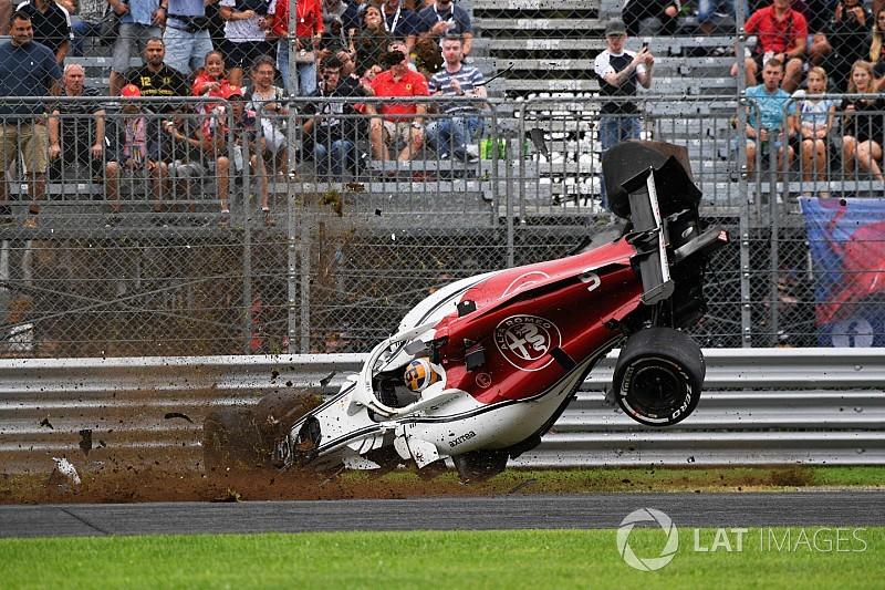 La FIA revisará el sistema del DRS tras el accidente de Ericsson